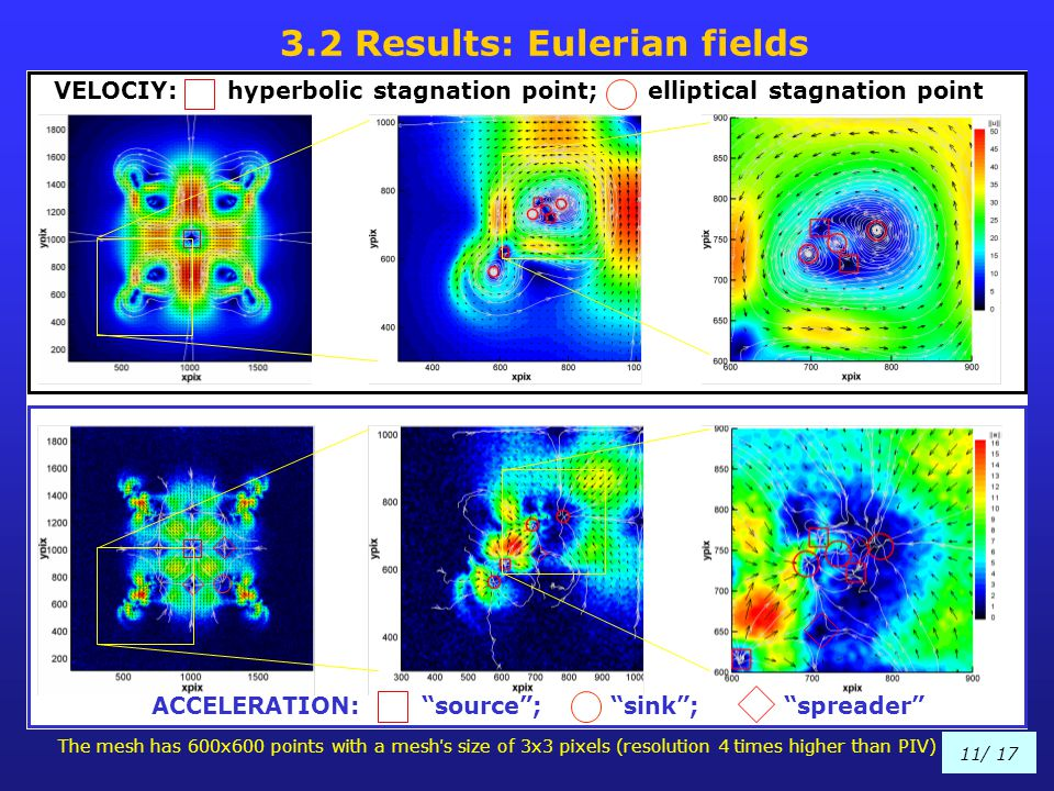 3.2 Results: Eulerian fields