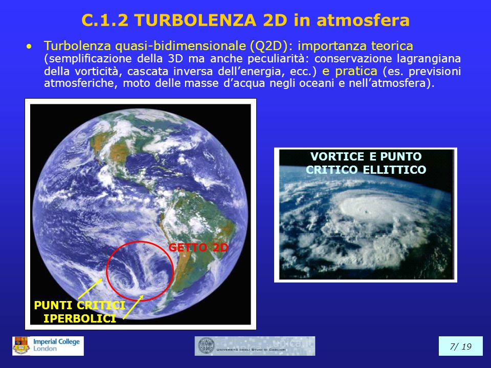 C.1.2 TURBOLENZA 2D in atmosfera