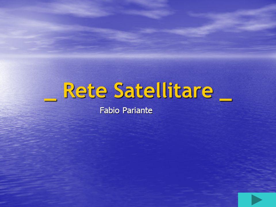 _ Rete Satellitare _ Fabio Pariante