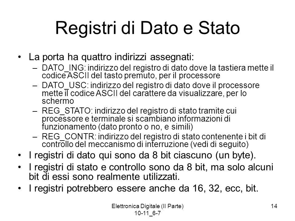 Registri di Dato e Stato