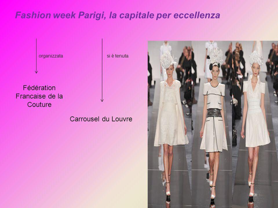 Fédération Francaise de la Couture