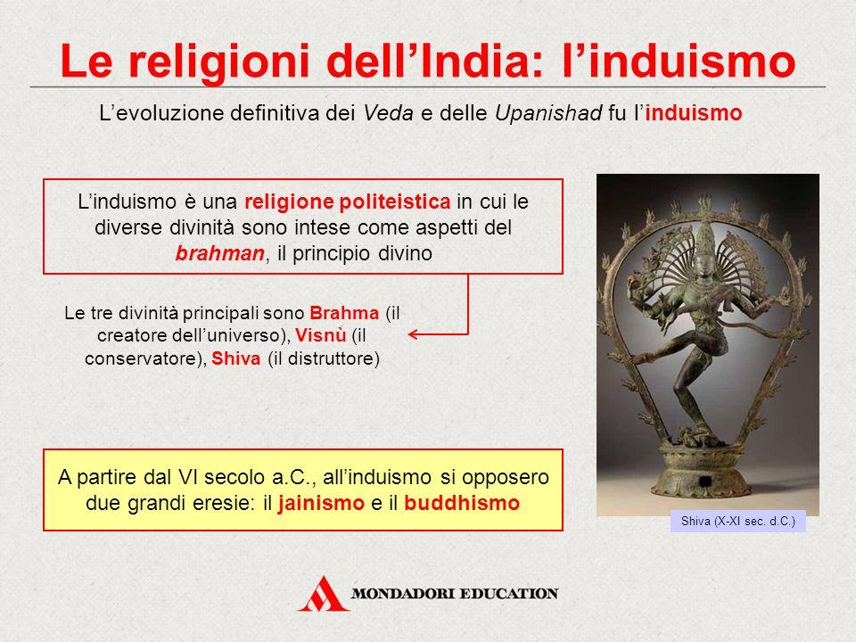 Le religioni dell'India: l'induismo