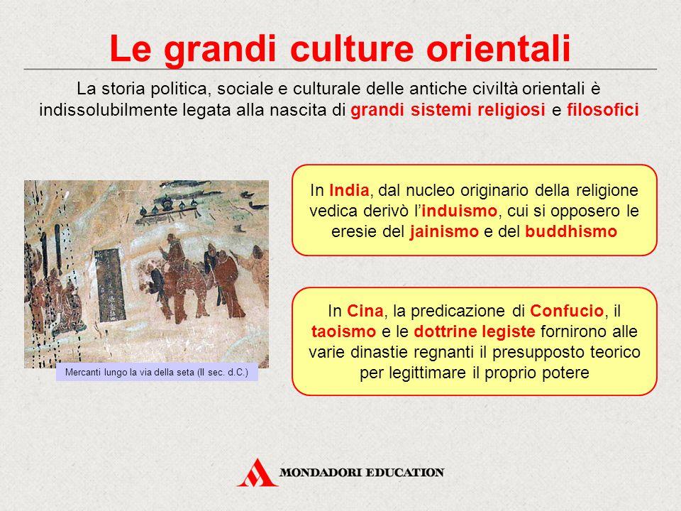 Le grandi culture orientali