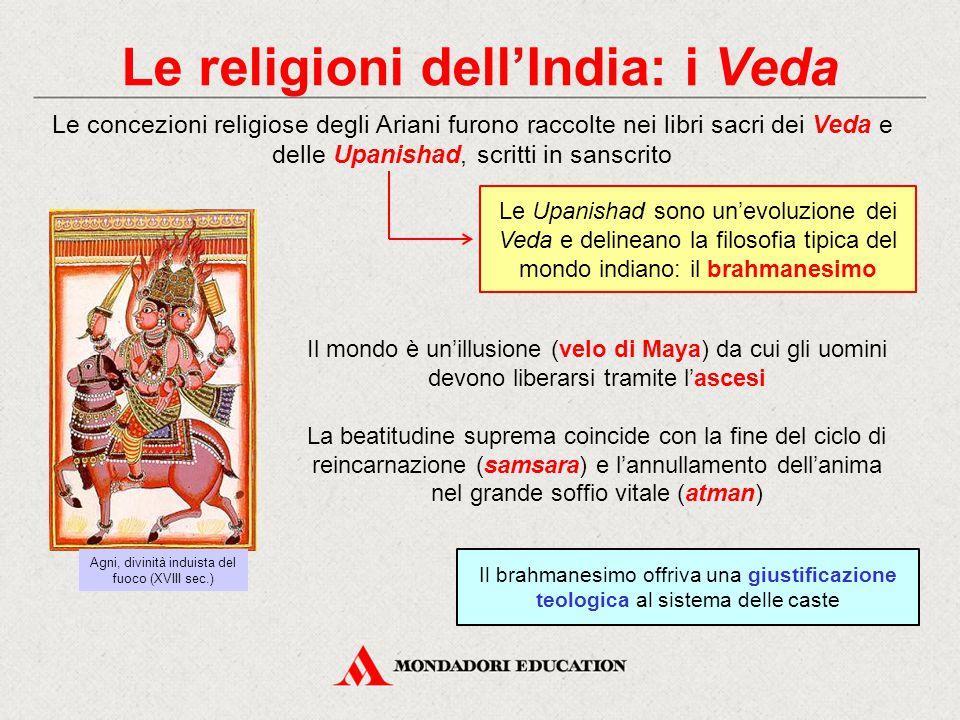 Le religioni dell'India: i Veda