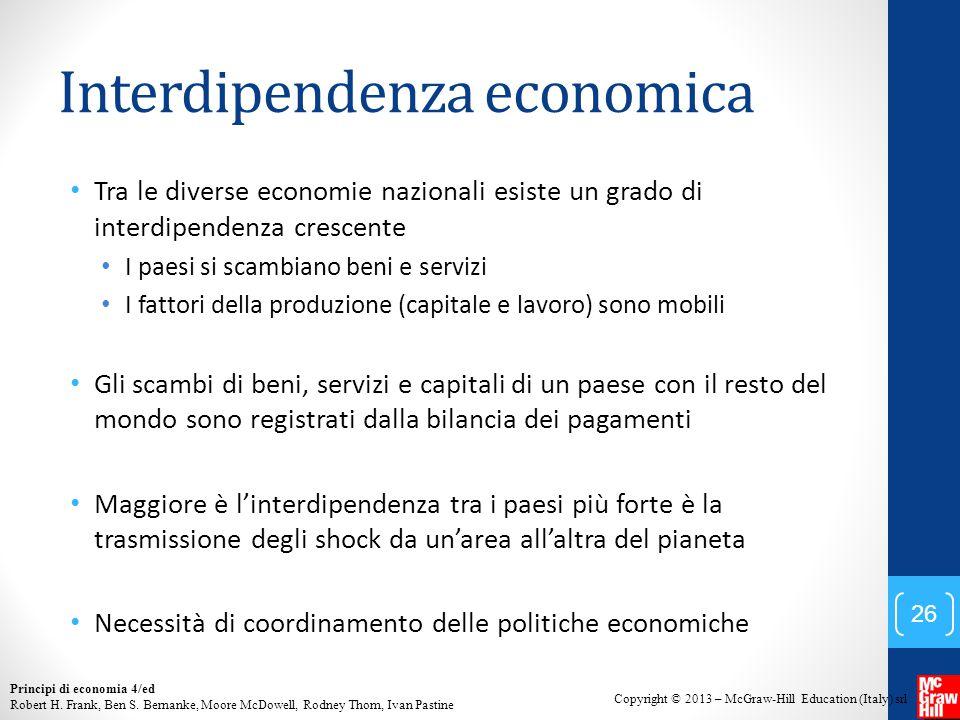 Interdipendenza economica