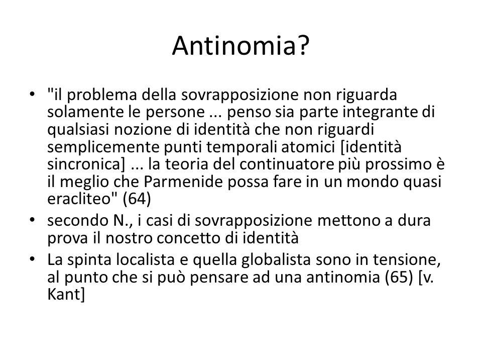 Antinomia