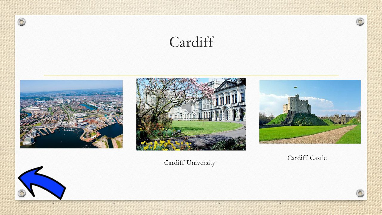 Cardiff Cardiff Castle Cardiff University