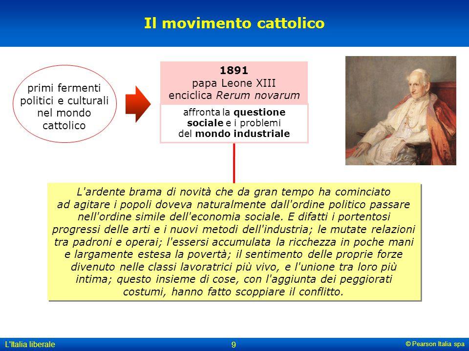 Il movimento cattolico