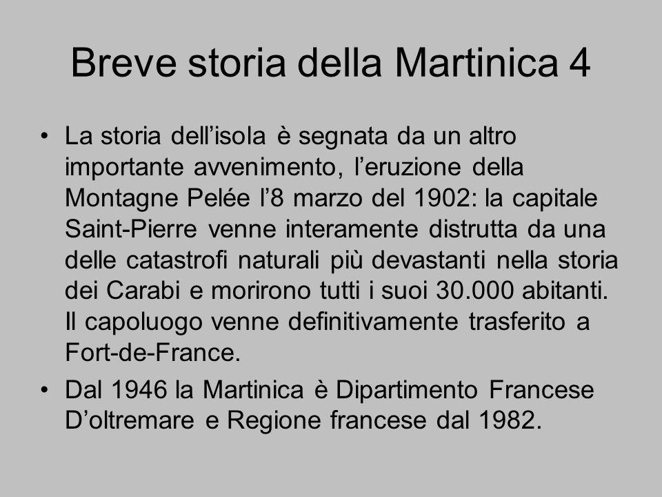 Breve storia della Martinica 4