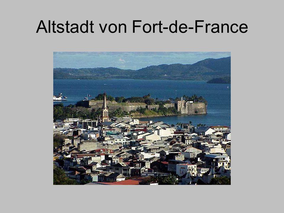 Altstadt von Fort-de-France