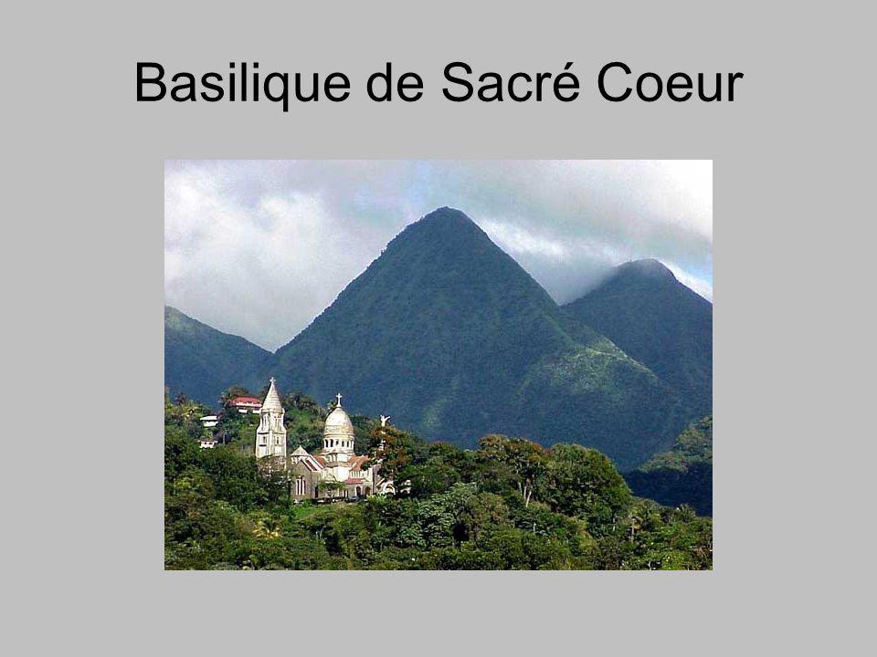Basilique de Sacré Coeur