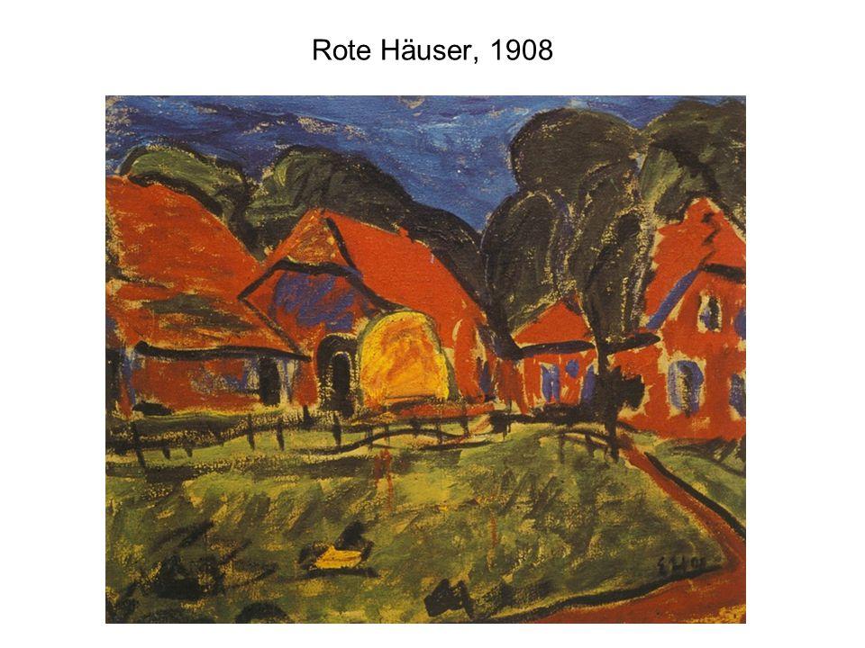 Rote Häuser, 1908
