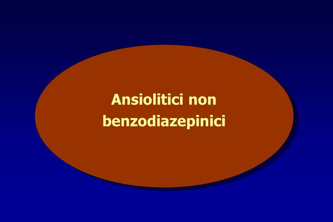 Ansiolitici non benzodiazepinici
