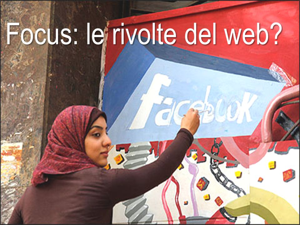 Focus: le rivolte del web