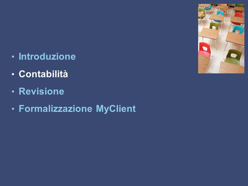 Formalizzazione MyClient