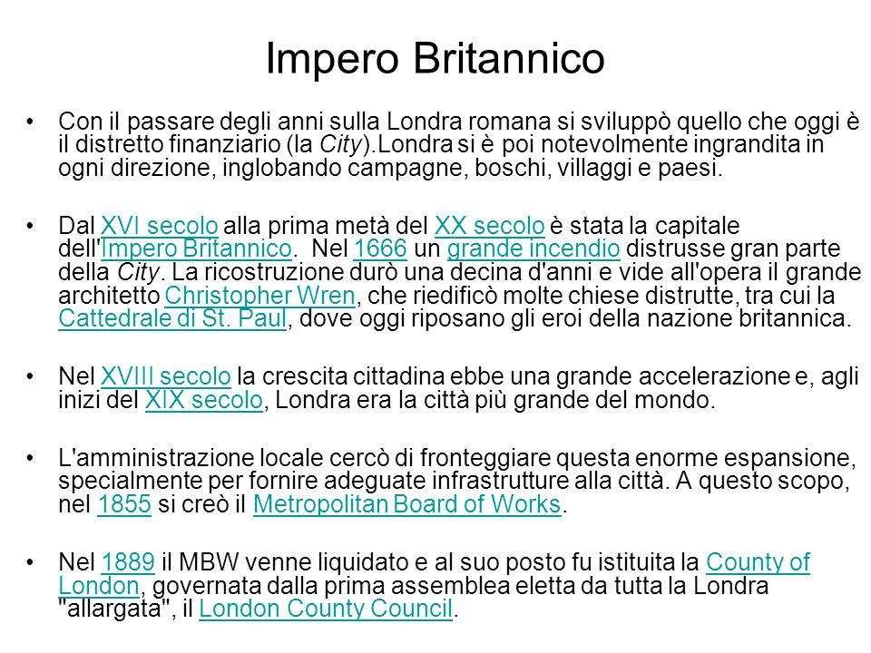 Impero Britannico