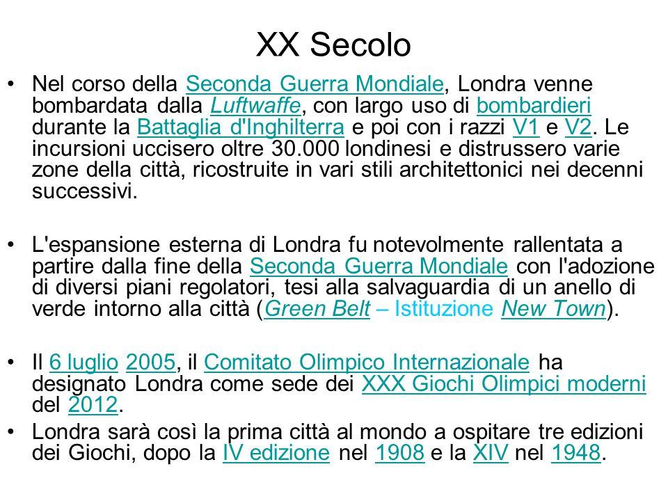 XX Secolo