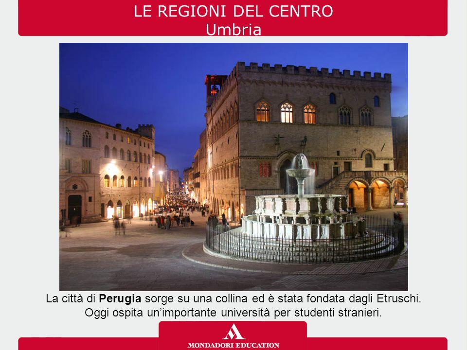 Oggi ospita un'importante università per studenti stranieri.