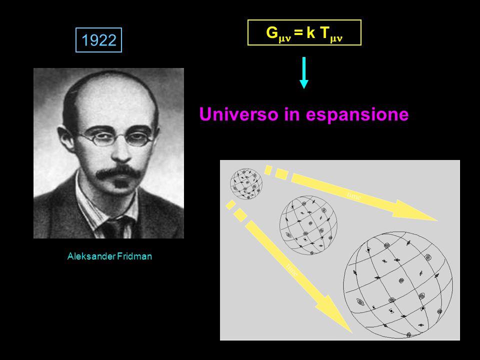 Universo in espansione