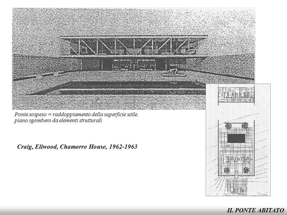 Craig, Ellwood, Chamorro House, 1962-1963