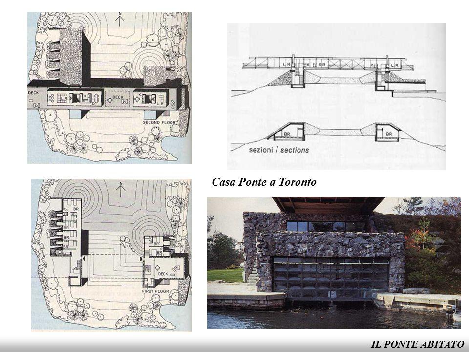 Casa Ponte a Toronto IL PONTE ABITATO