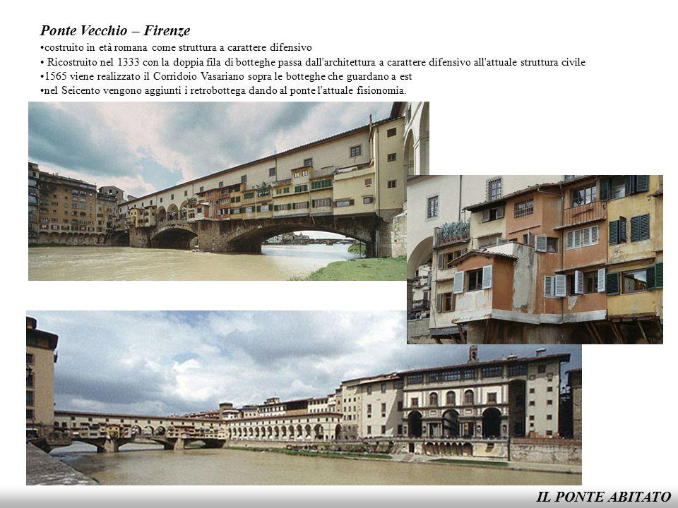 Ponte Vecchio – Firenze