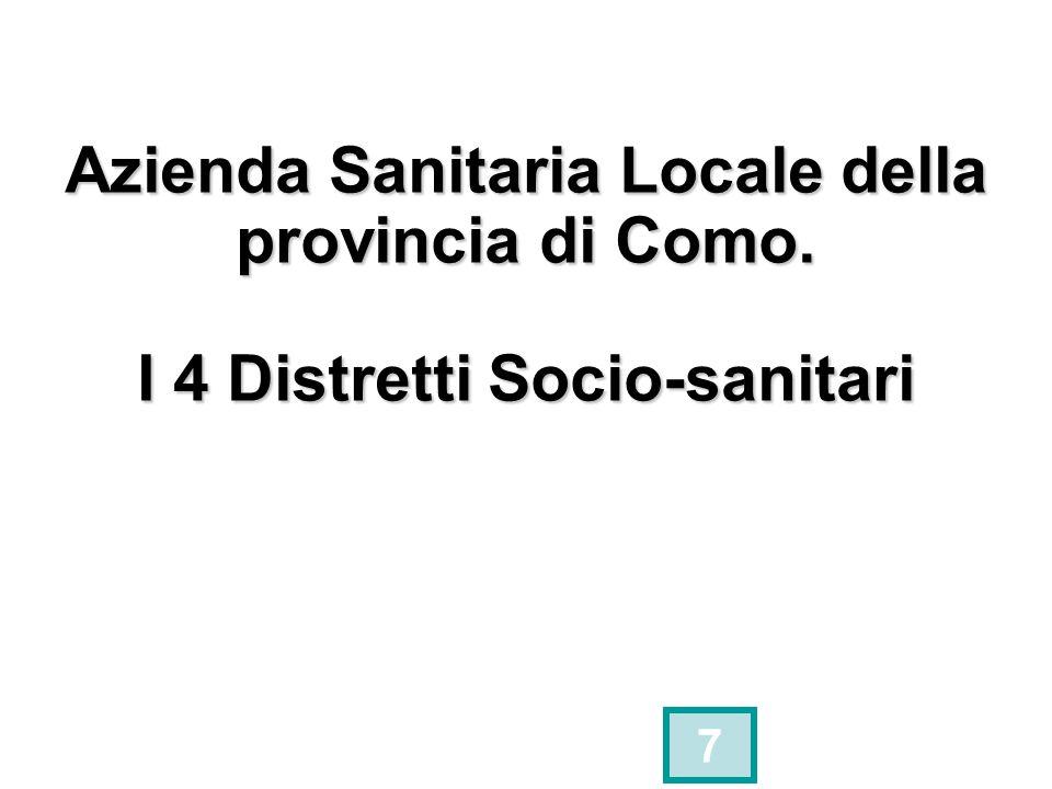 Azienda Sanitaria Locale della provincia di Como