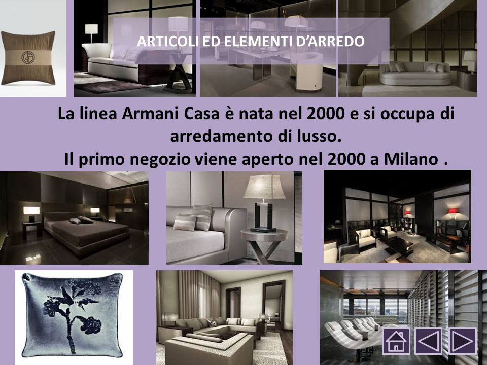 Il primo negozio viene aperto nel 2000 a Milano .