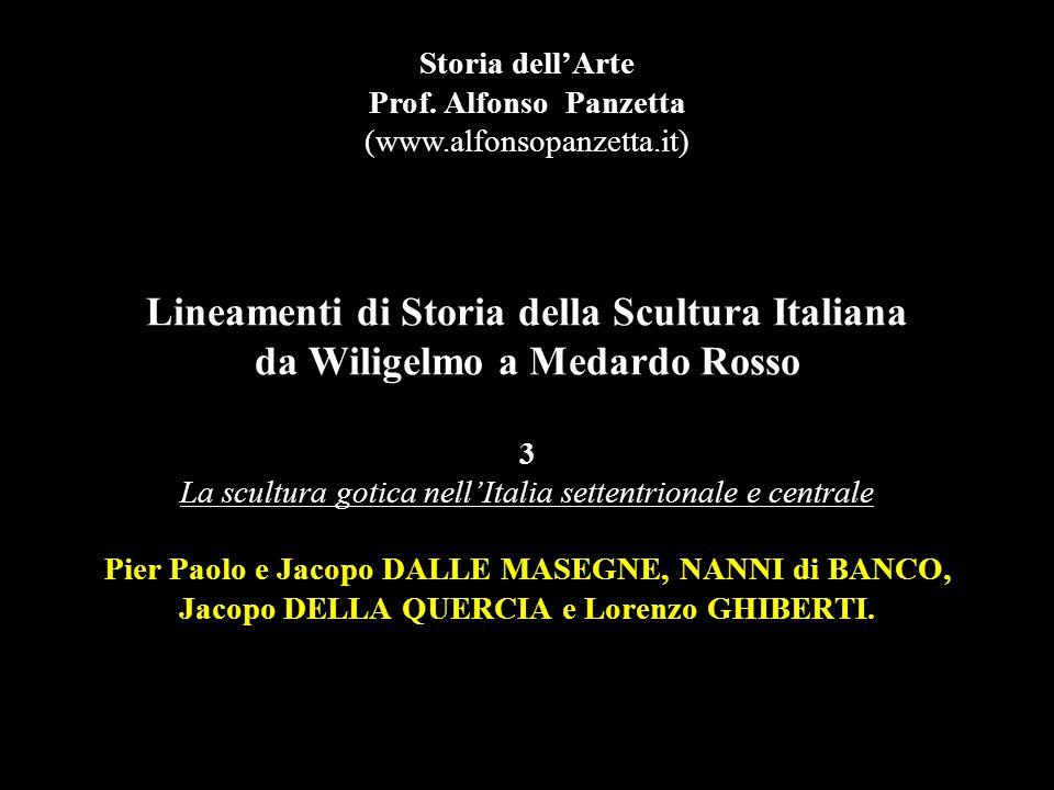 Storia dell'Arte Prof. Alfonso Panzetta (www.alfonsopanzetta.it)