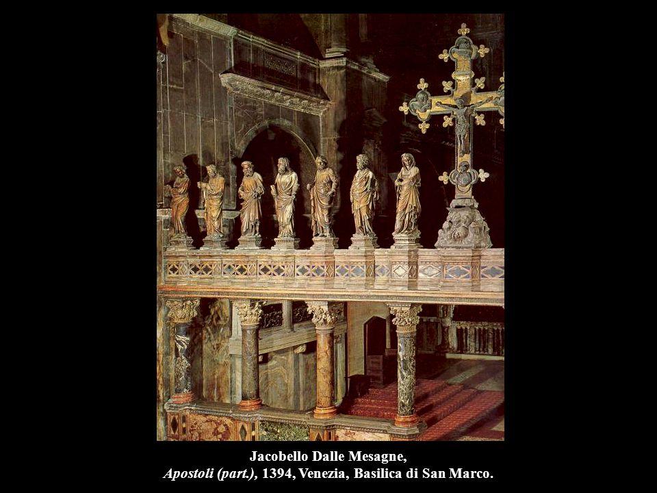 Jacobello Dalle Mesagne, Apostoli (part