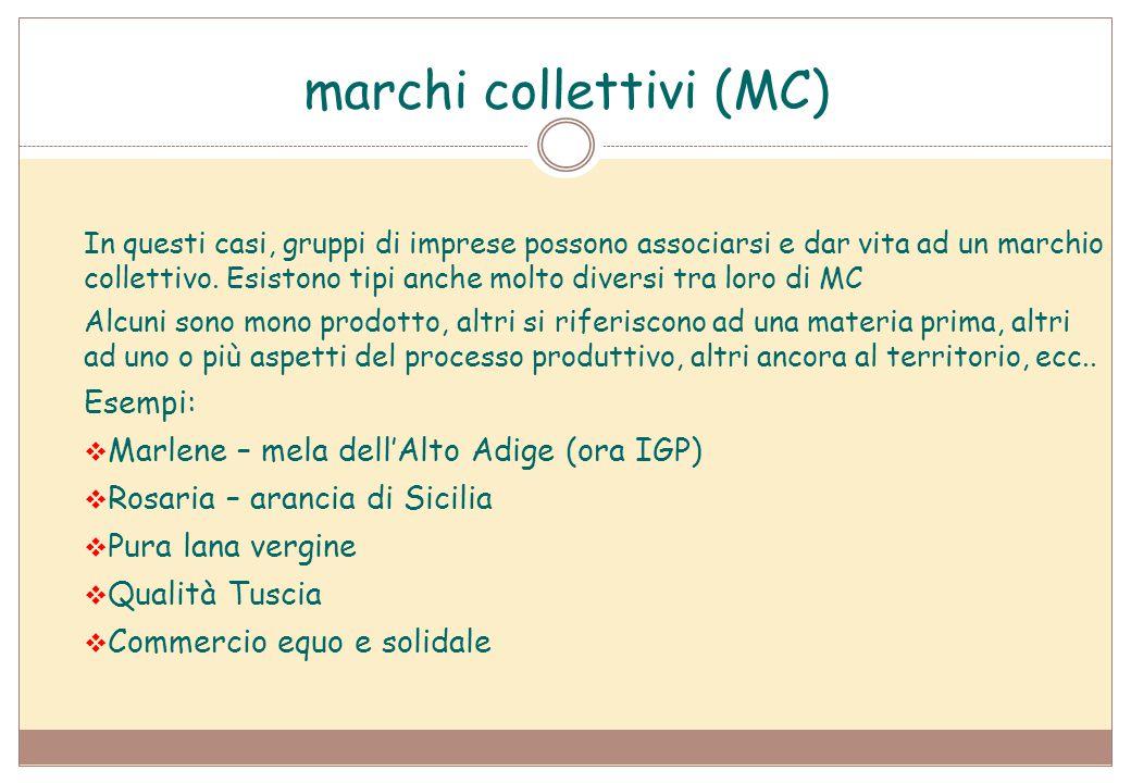 marchi collettivi (MC)