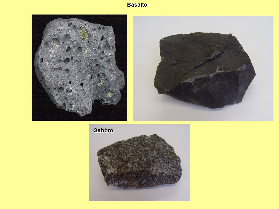 Basalto Gabbro