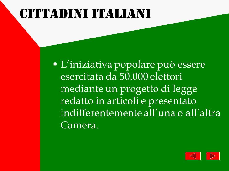 Cittadini Italiani