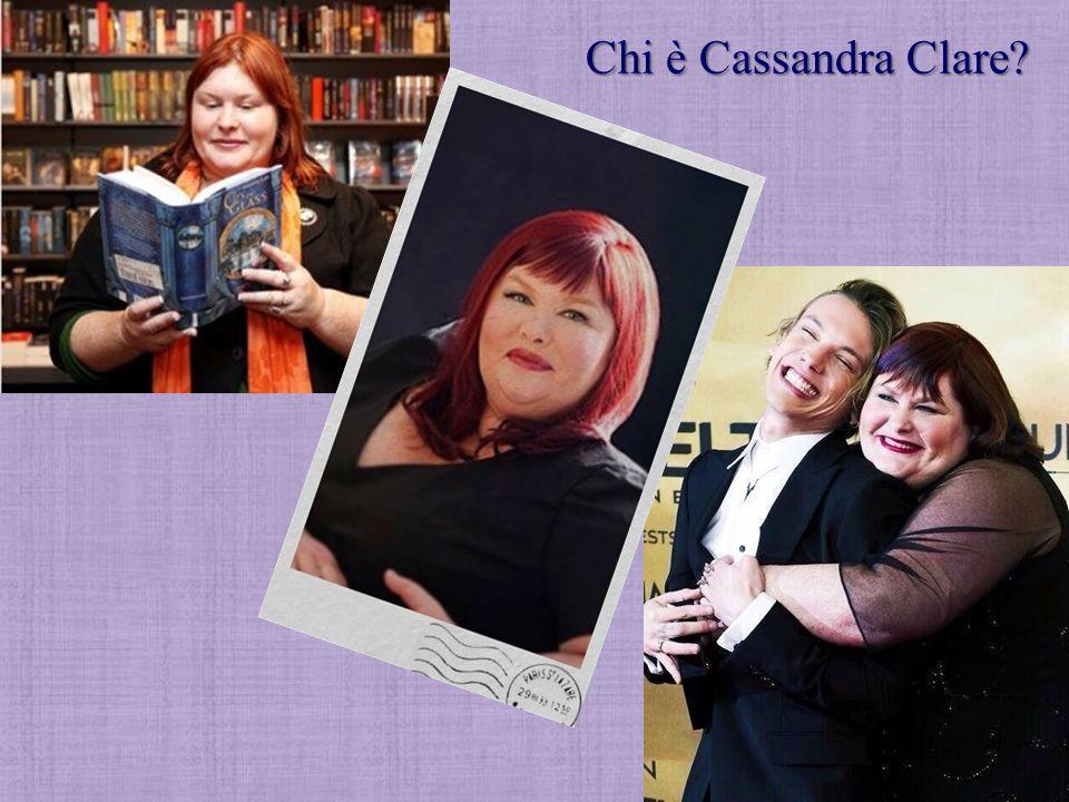 Chi è Cassandra Clare