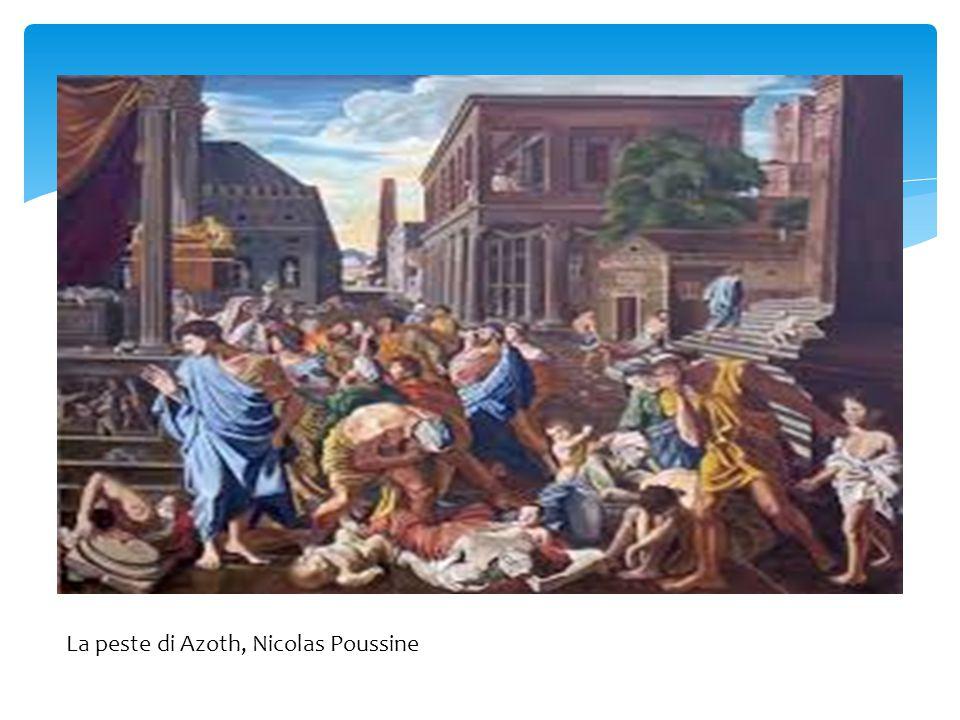 La peste di Azoth, Nicolas Poussine