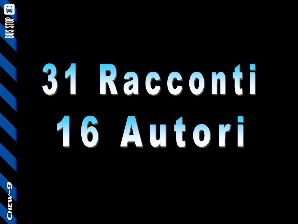 31 Racconti 16 Autori