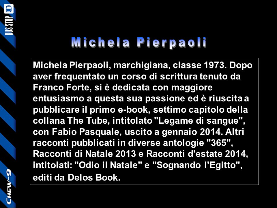 Michela Pierpaoli