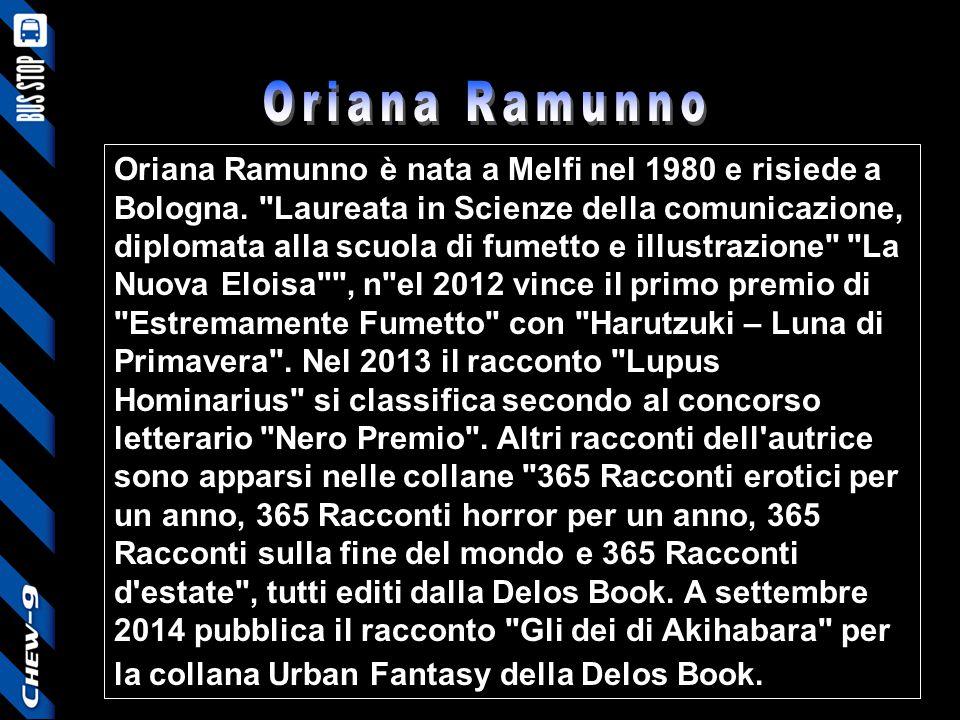 Oriana Ramunno