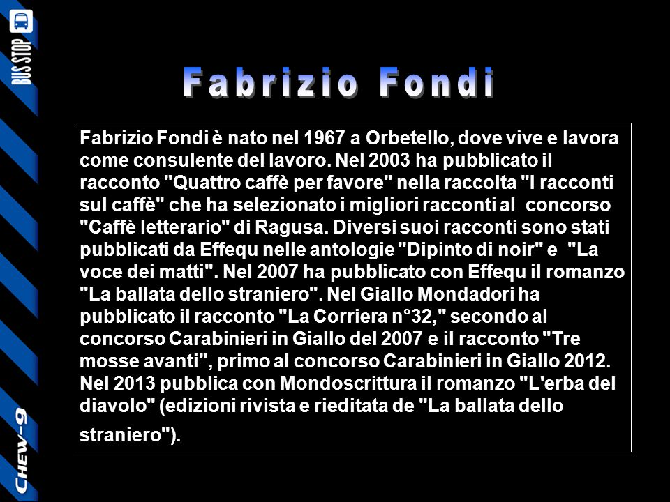 Fabrizio Fondi