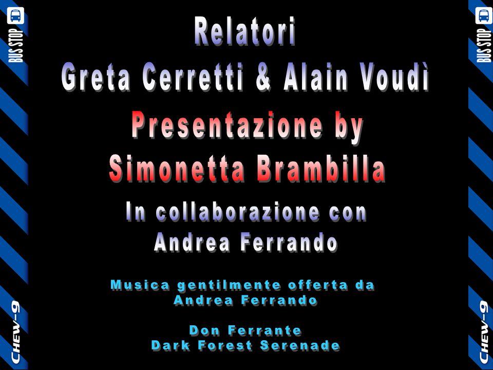 Greta Cerretti & Alain Voudì