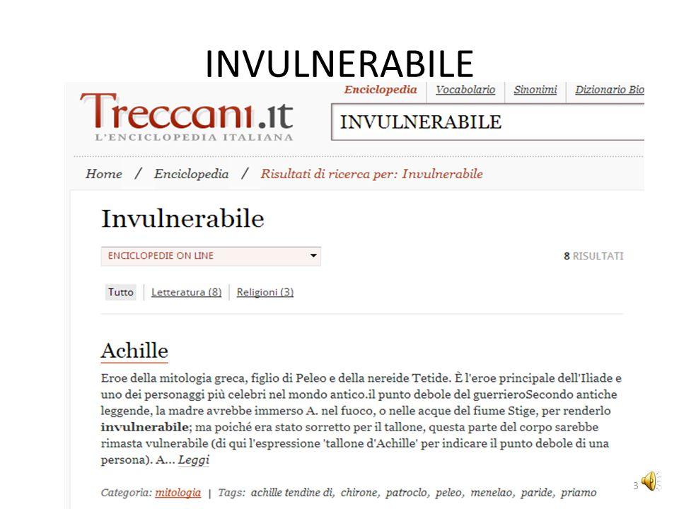INVULNERABILE