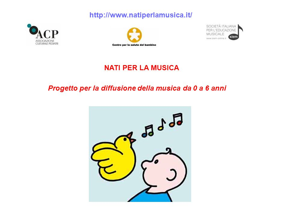 http://www.natiperlamusica.it/ NATI PER LA MUSICA.