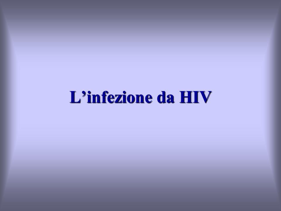L'infezione da HIV