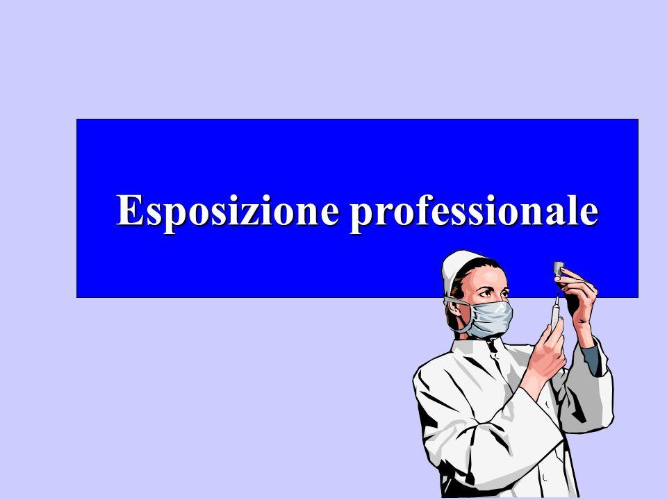 Esposizione professionale