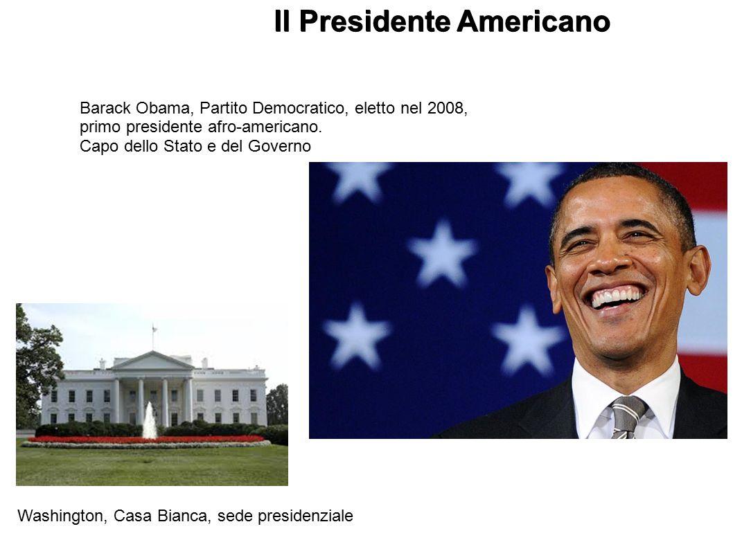 Il Presidente Americano