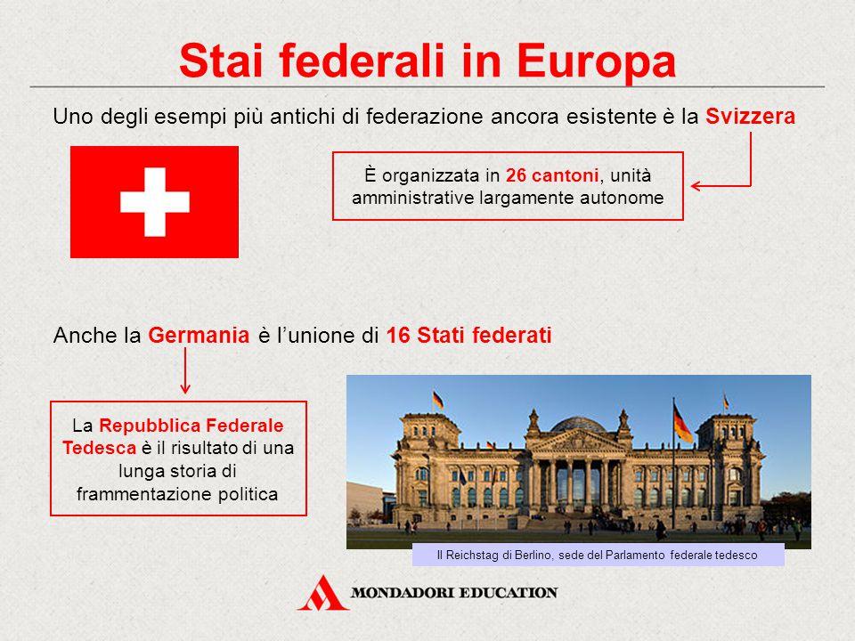 Stai federali in Europa