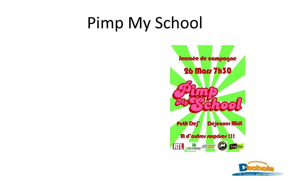 Pimp My School Eleonora … facci sognare!