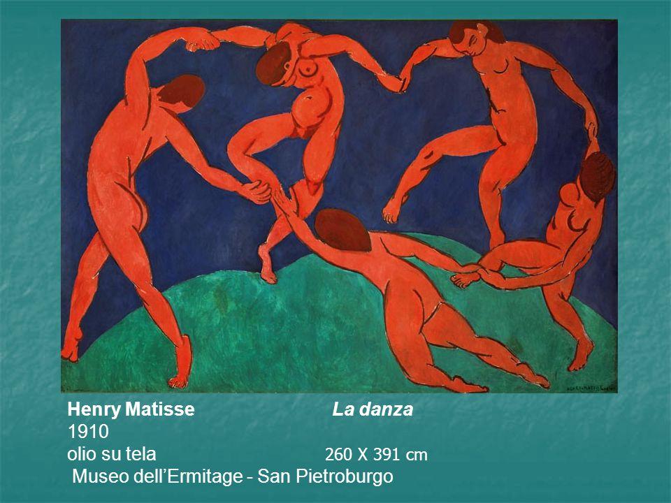 Henry Matisse La danza