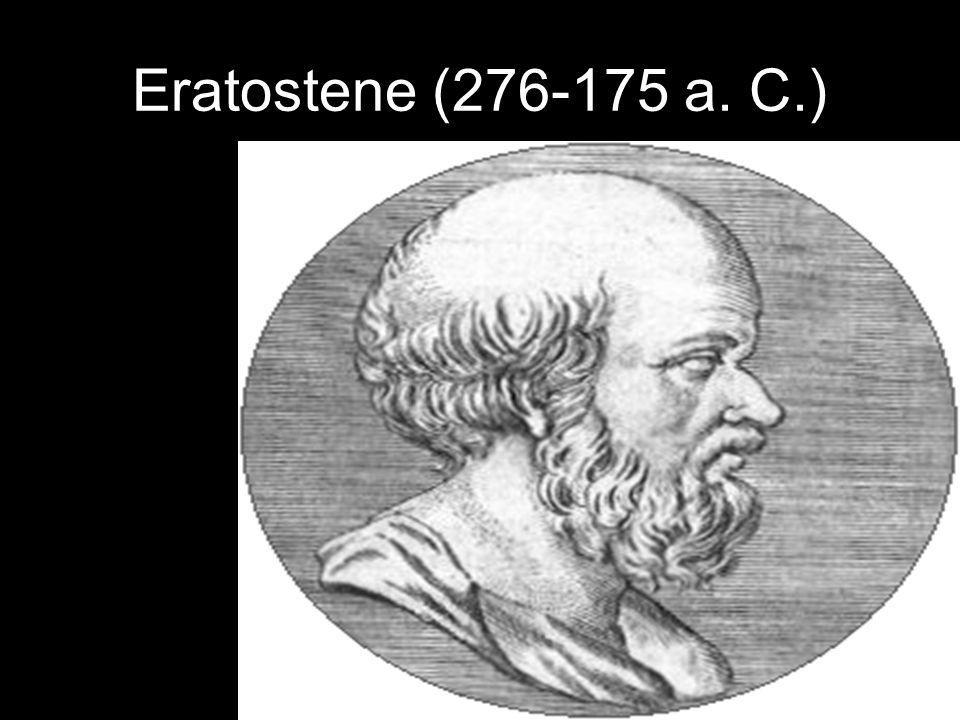 Eratostene (276-175 a. C.)