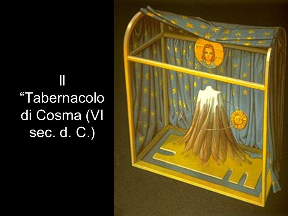 Il Tabernacolo di Cosma (VI sec. d. C.)